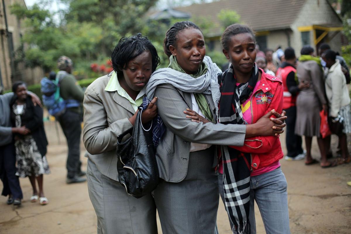 Climbing toll likely in wake of Nairobi siege