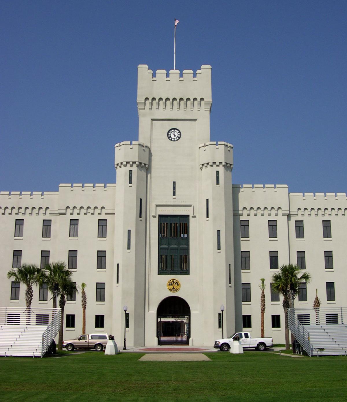 The Citadel Padgett-Thomas Barracks