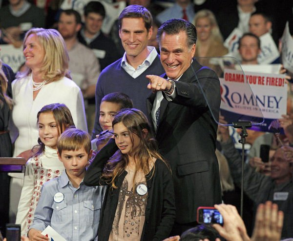 Romney wins backing from wide base in N.H.