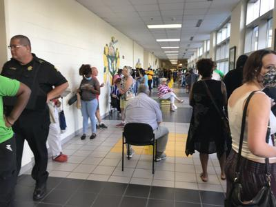 Richland primary voting lines (copy)