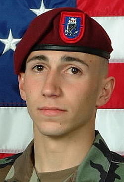 Memorial to honor soldier killed in Iraq