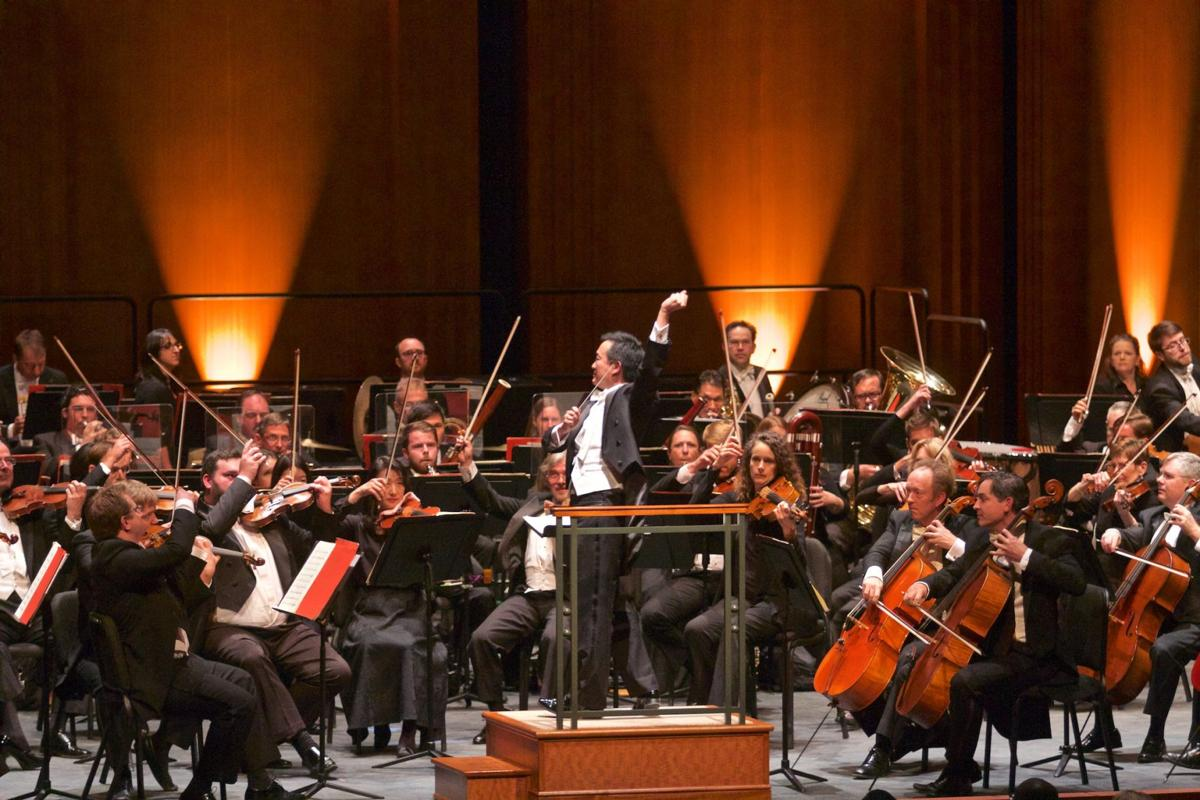 Ken Lam and the Charleston Symphony Orchestra