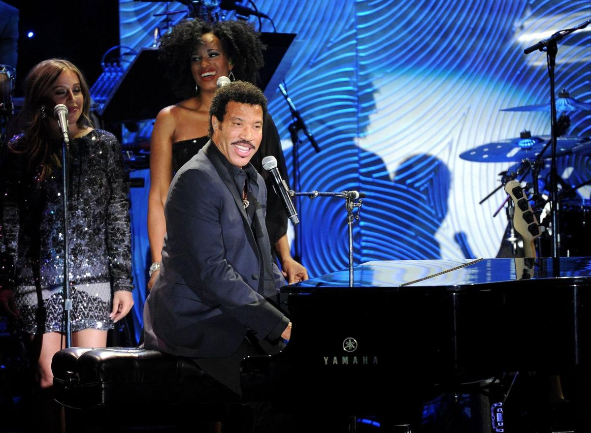 Lionel Richie talks BET honor, upcoming tour