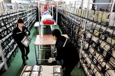 China Trade Companies Suffer