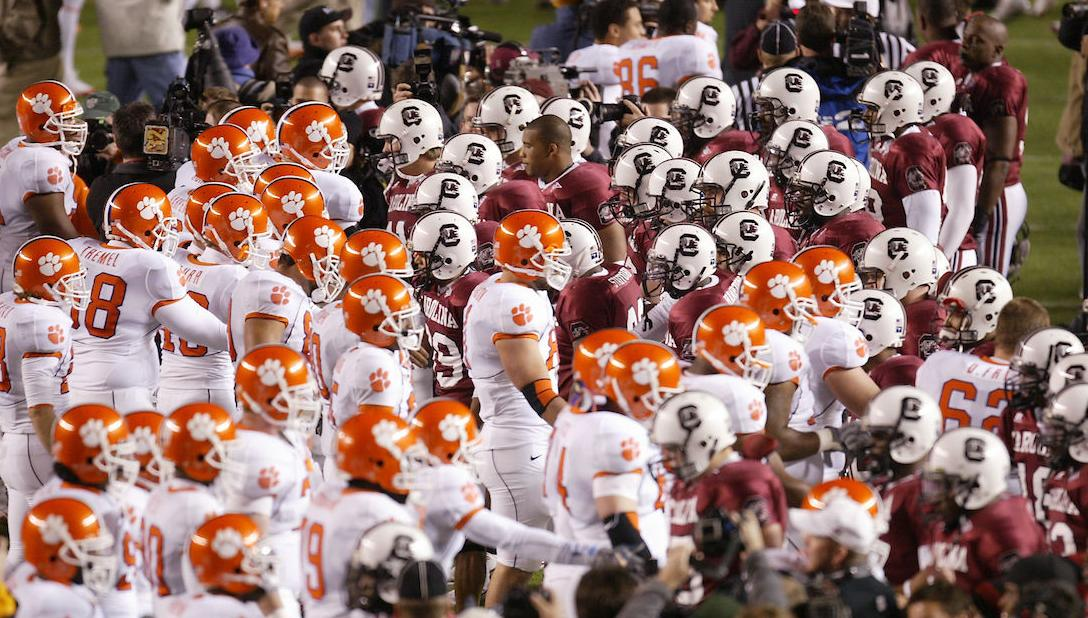 South Carolina-Clemson football game won't happen under ...