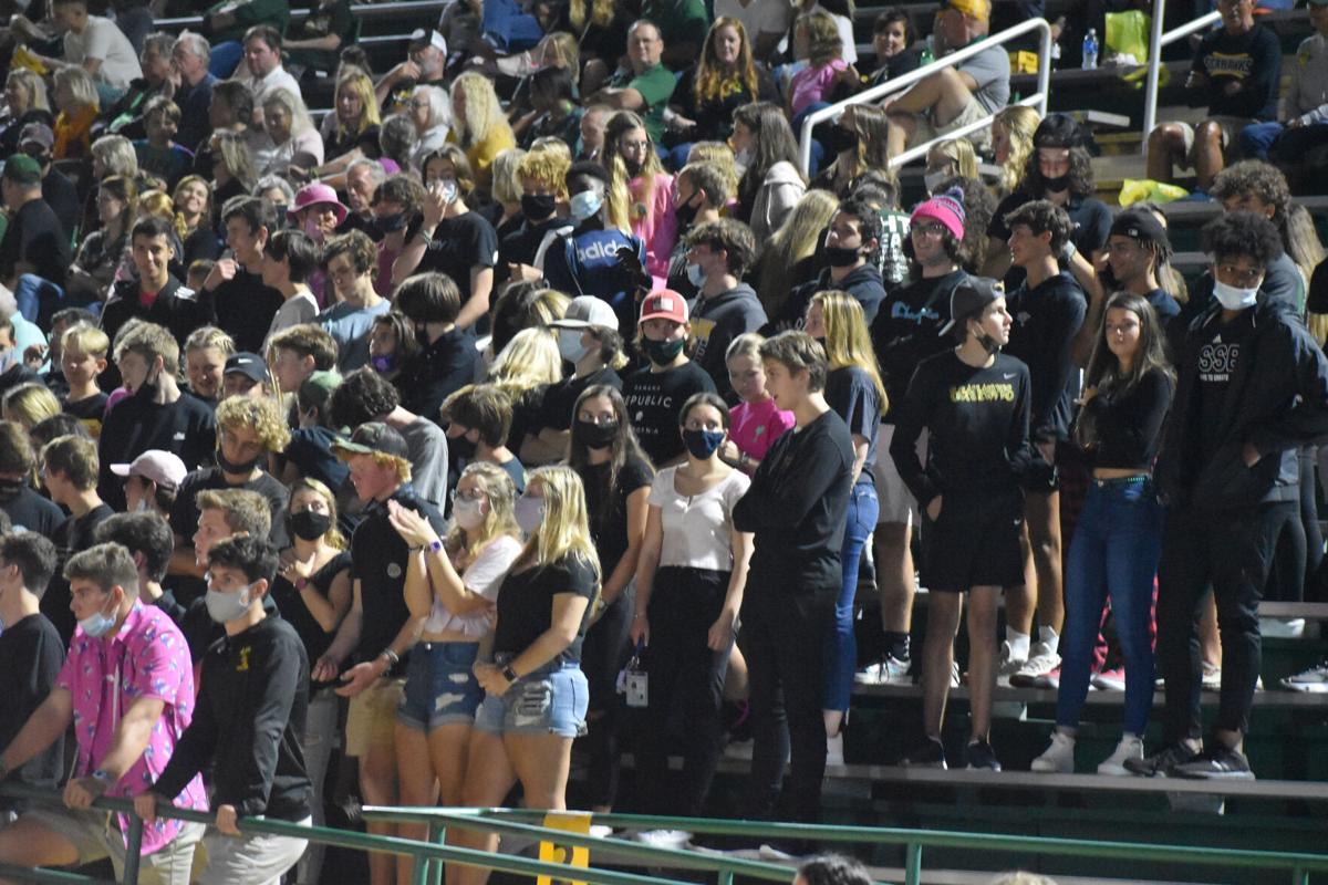 Myrtle Beach High football