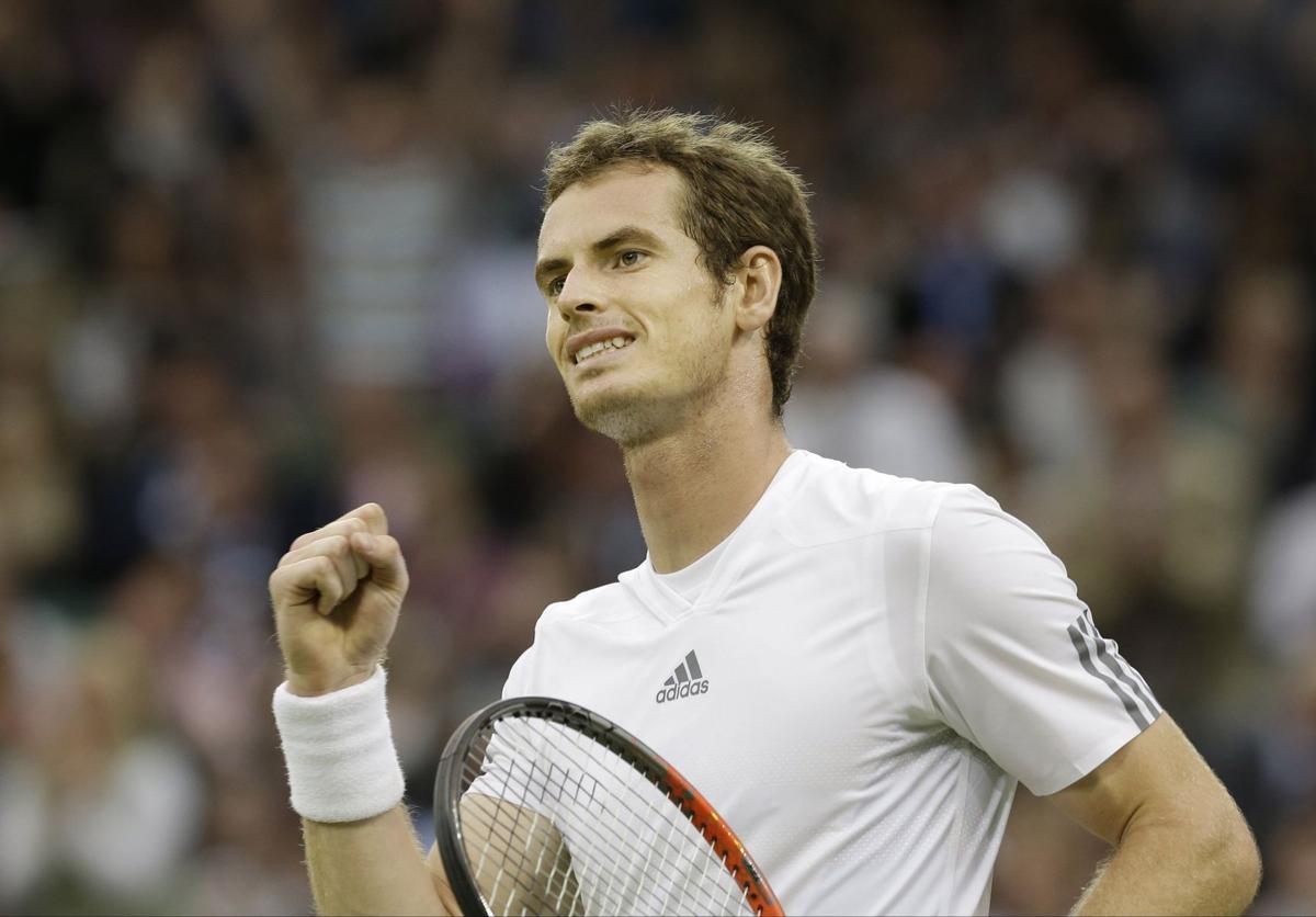 Murray, Robson keeping British happy at Wimbledon