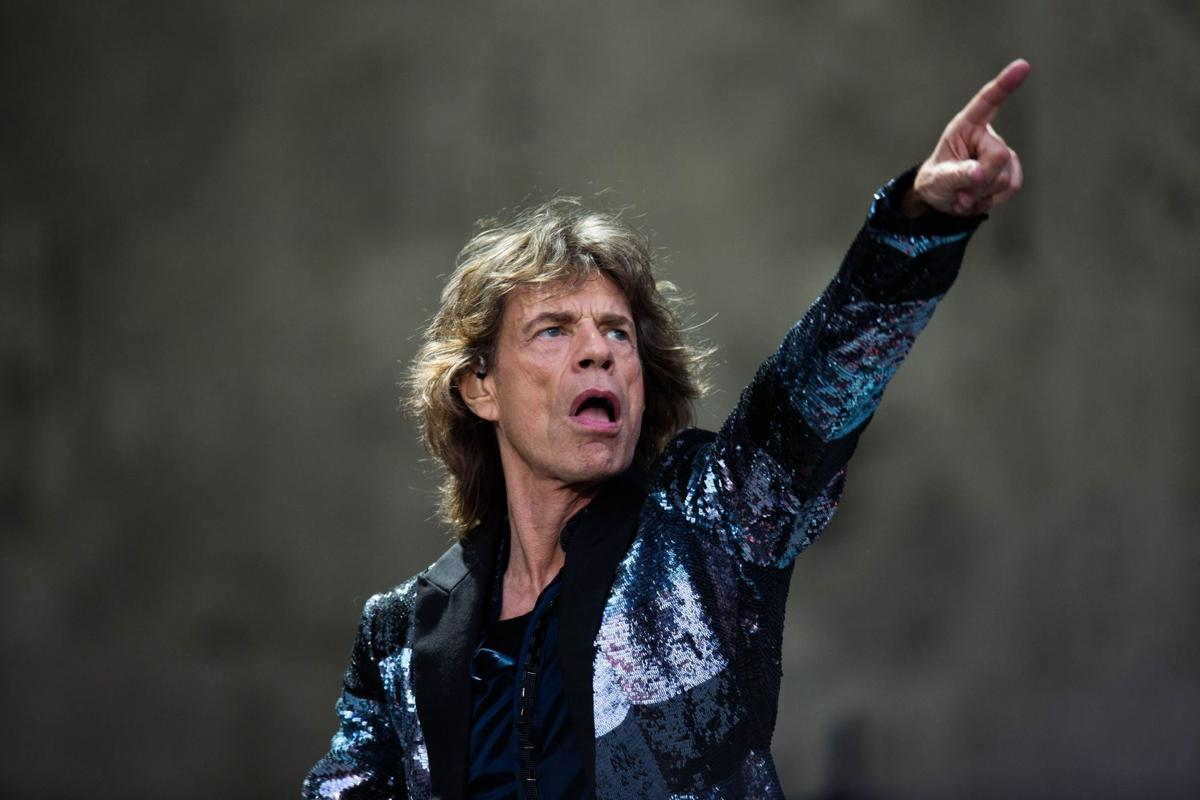 Jagger to other bands: Make every show count