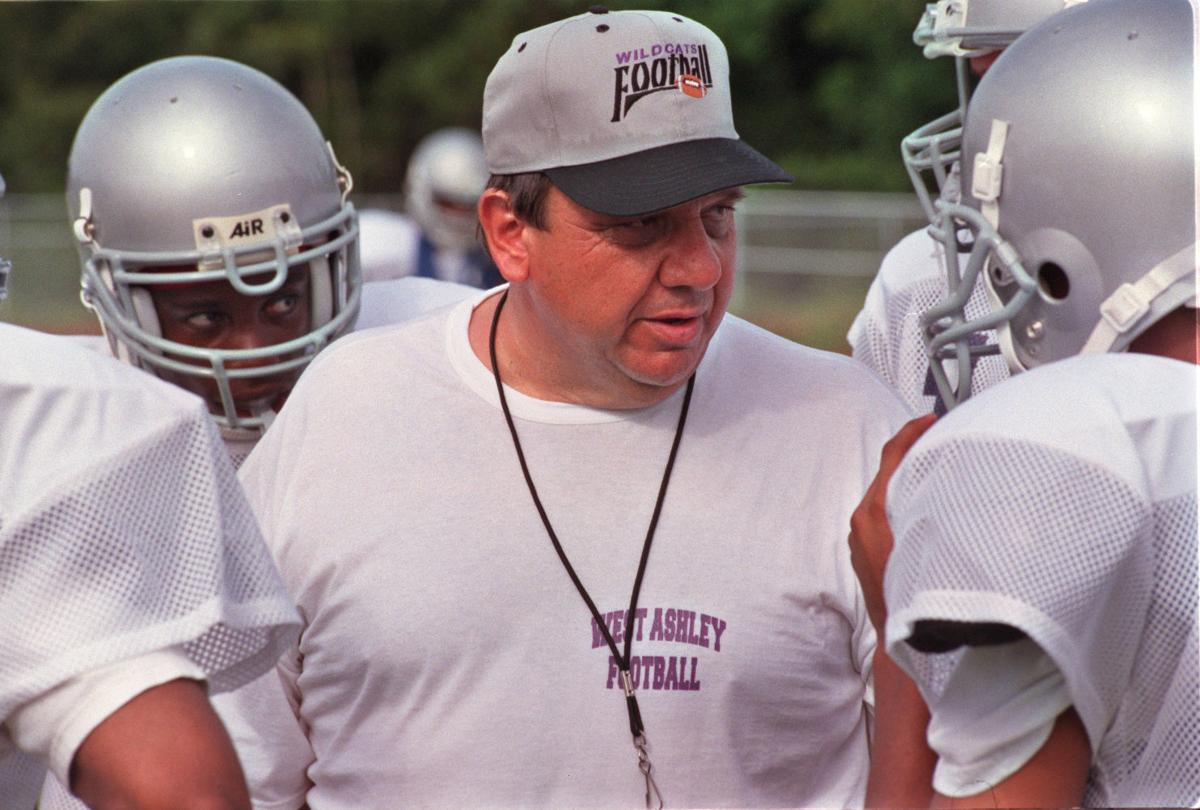 Longtime Lowcountry football coach Jim Werden dies