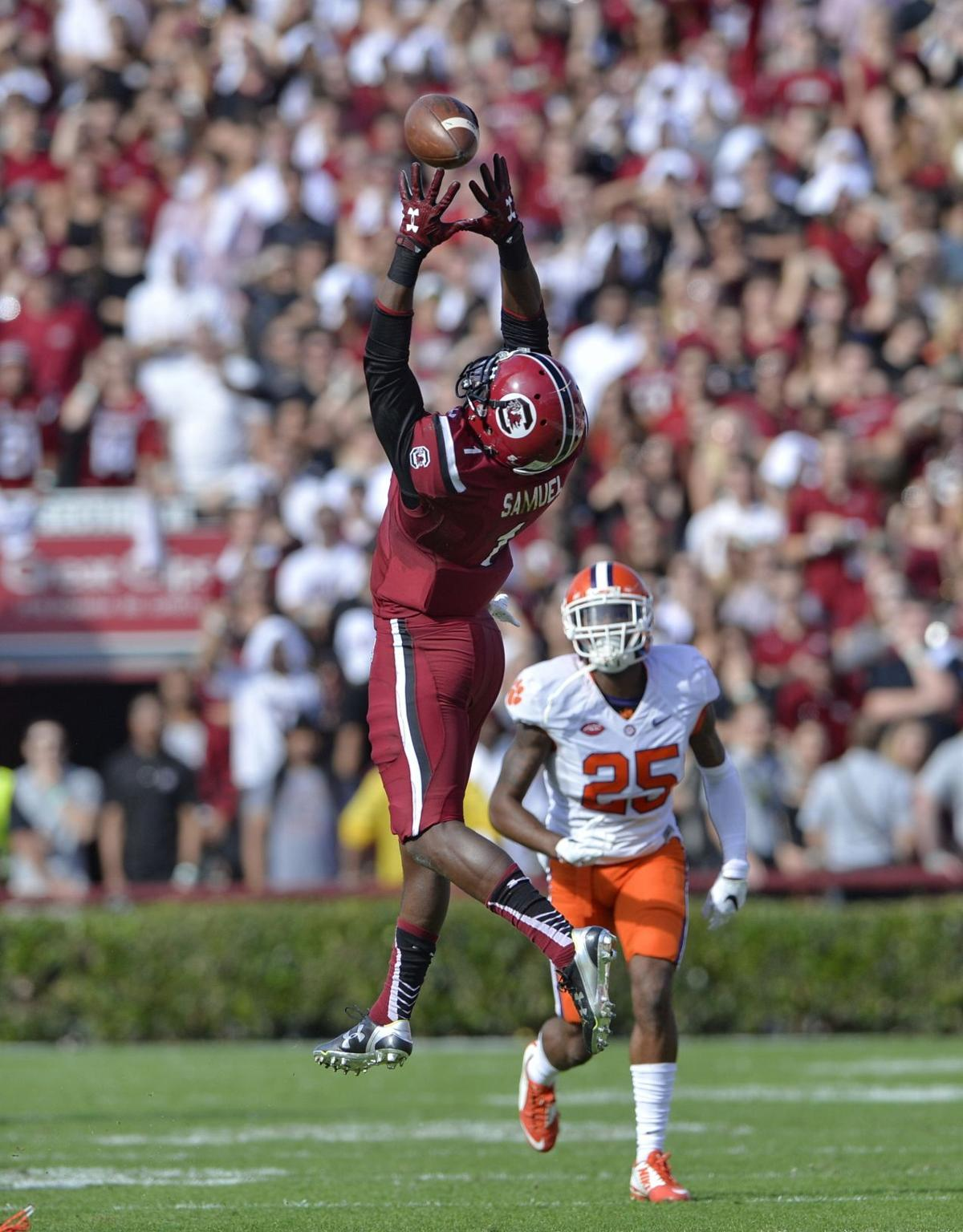 Top 10 USC, No. 5: Healthy Deebo Samuel could be a major playmaker for Gamecocks