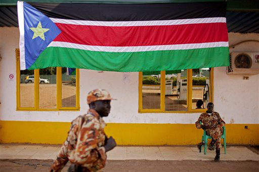 South Sudan becomes world's newest nation