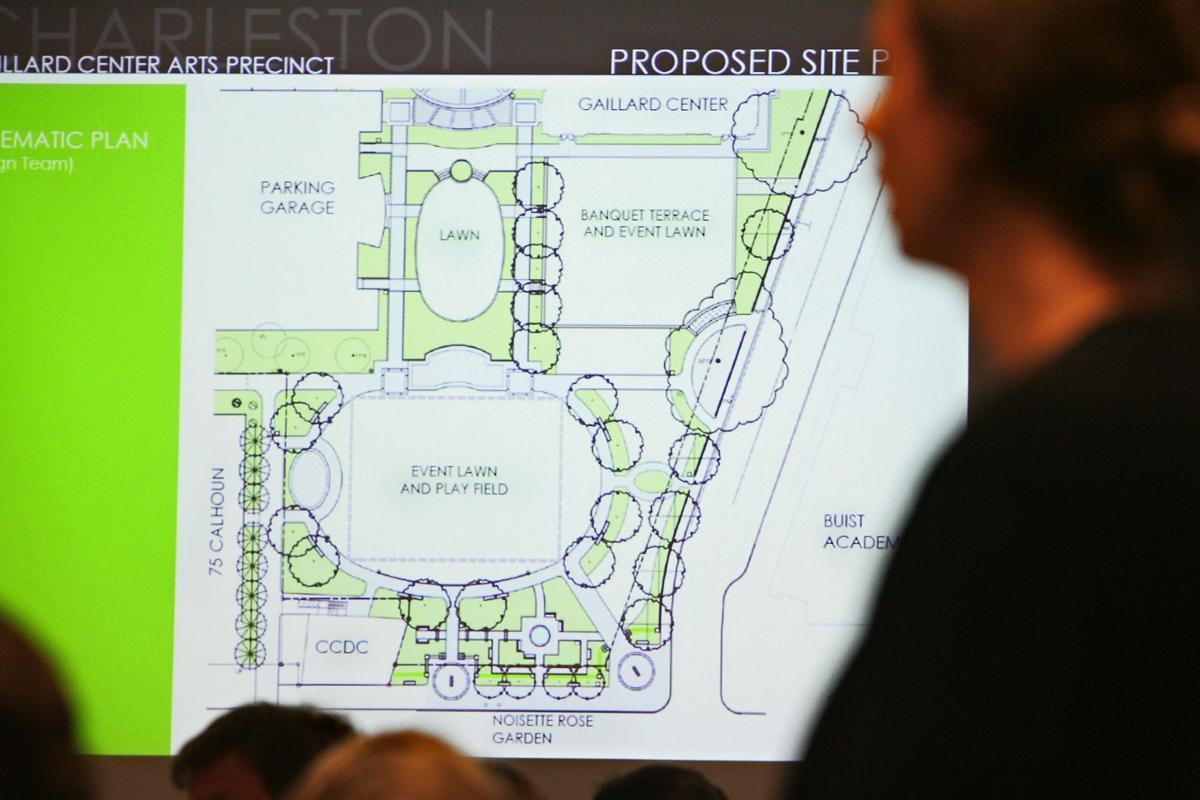 Scrutinize Gaillard park plan
