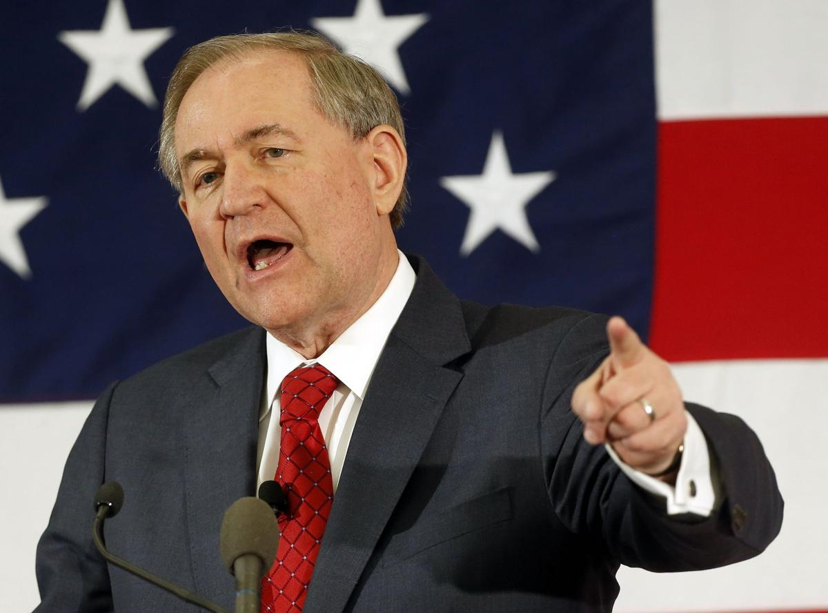 Virginia's Gilmore makes 17 GOP presidential candidates