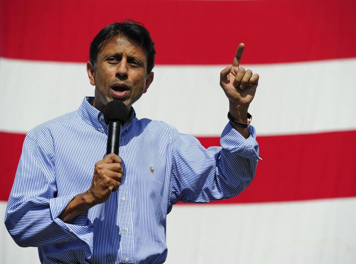Jindal addressing SC GOP next week