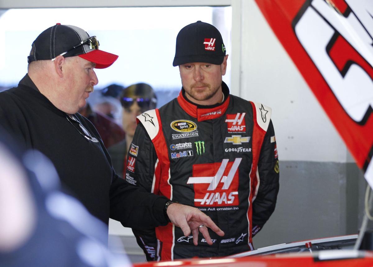 Kurt Busch suspended days before Daytona 500