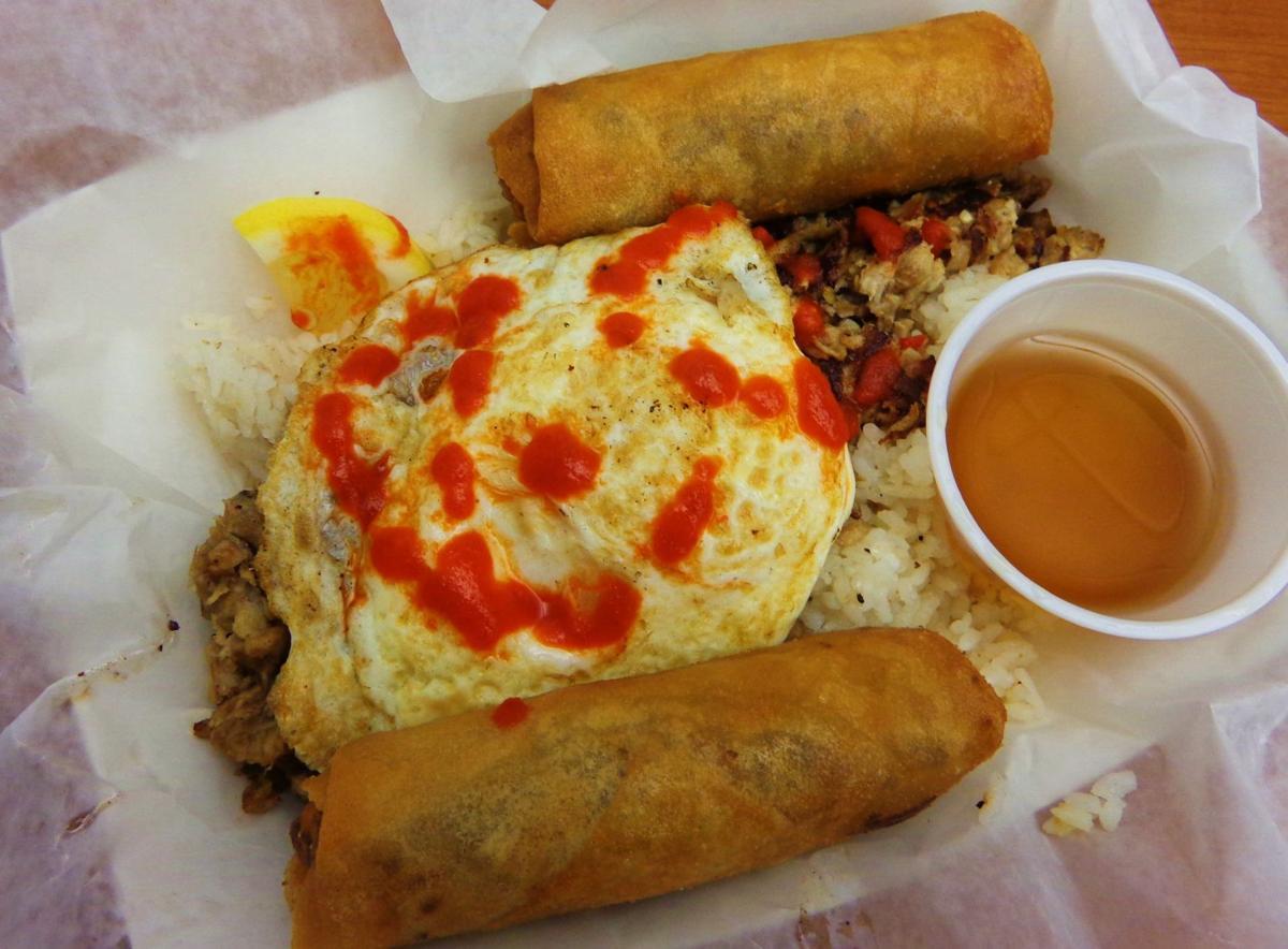 Refueler's fills tank with tasty Filipino fusion food