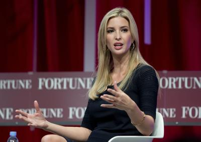 Ivanka Trump: Dad disrupting 2016 race in 'positive way' (copy)