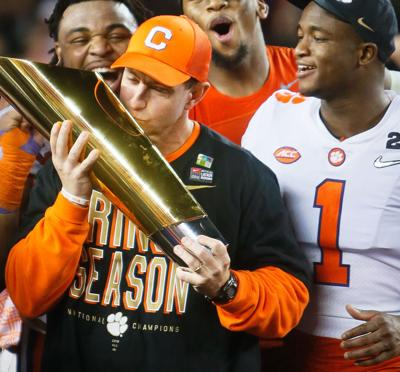 Sapakoff The Case For The 2018 Clemson Football Season As The Best In College History Columnists Postandcourier Com