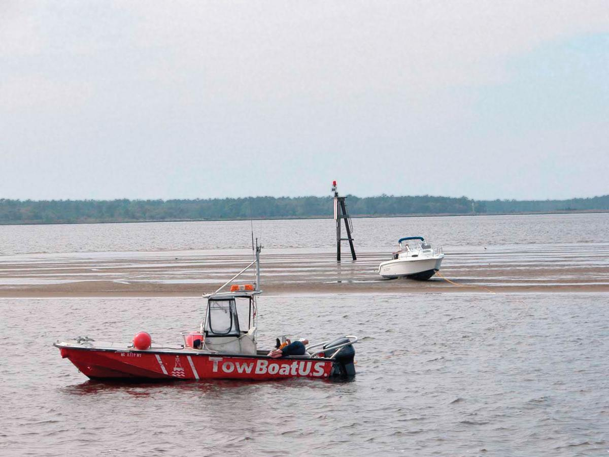 Gas tax hike seen as way to dredge waterway