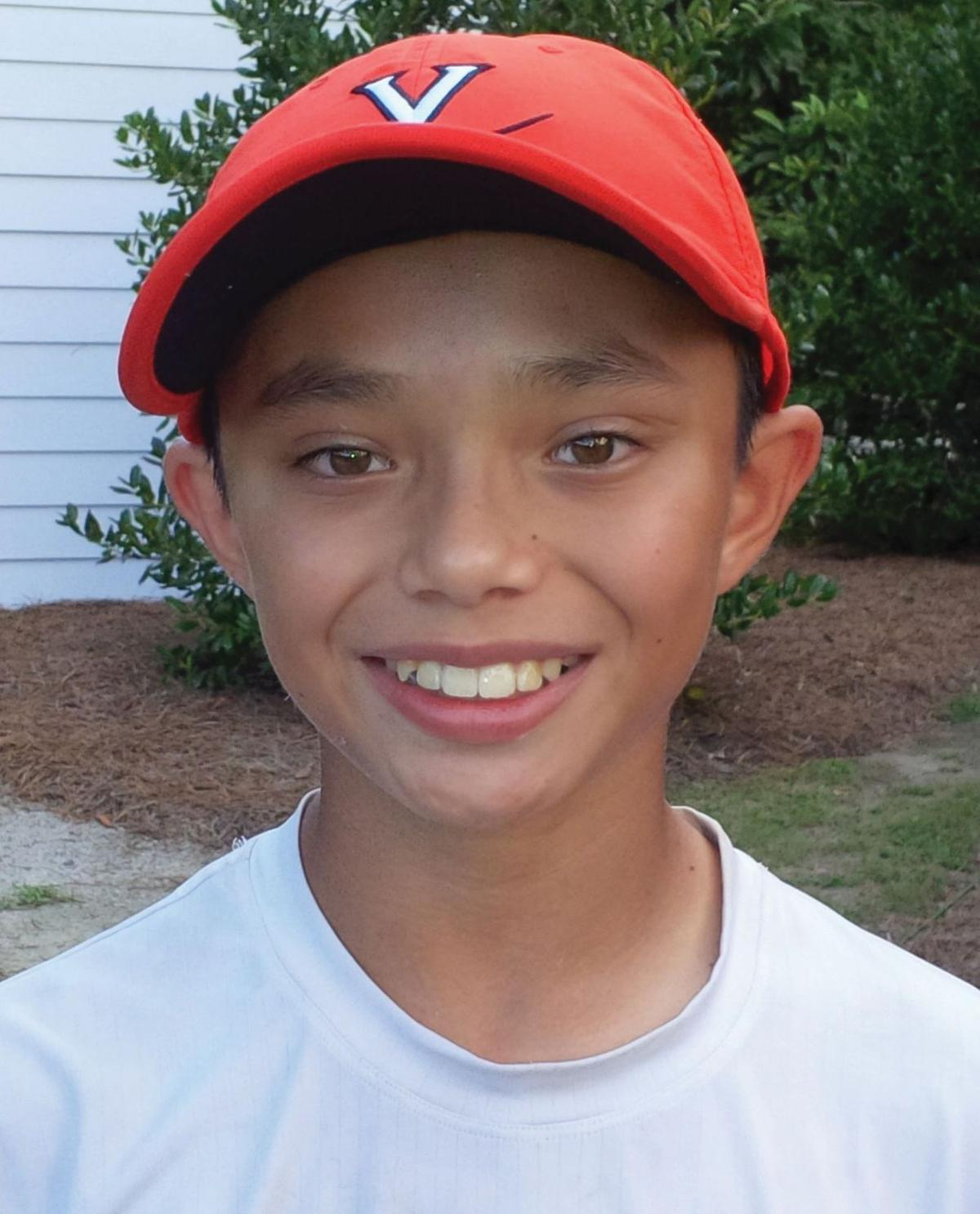Seattle lefty advances at Boys 12 clay court nationals