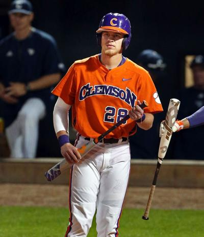 Sapakoff: Clemson's Seth Beer, once an Olympic swimming prospect, on tap as a baseball phenom