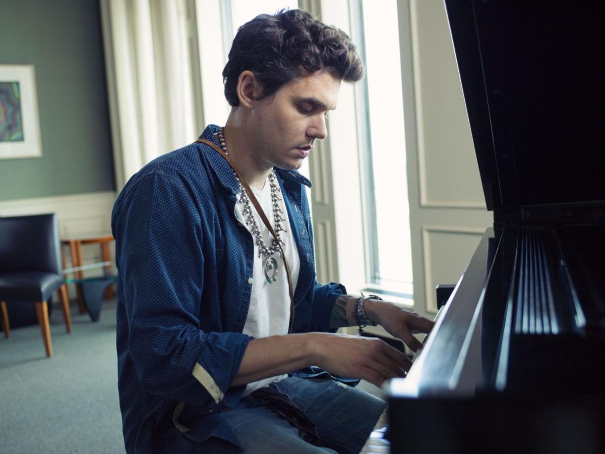 John Mayer and Phillip Phillips making North Charleston tour stop in December