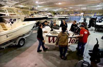 Charleston Boat Show prepares for Friday opening