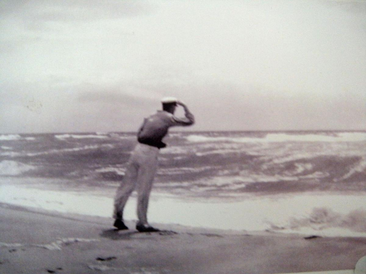 At 101, N.Y. weather observer gets a place in the sun