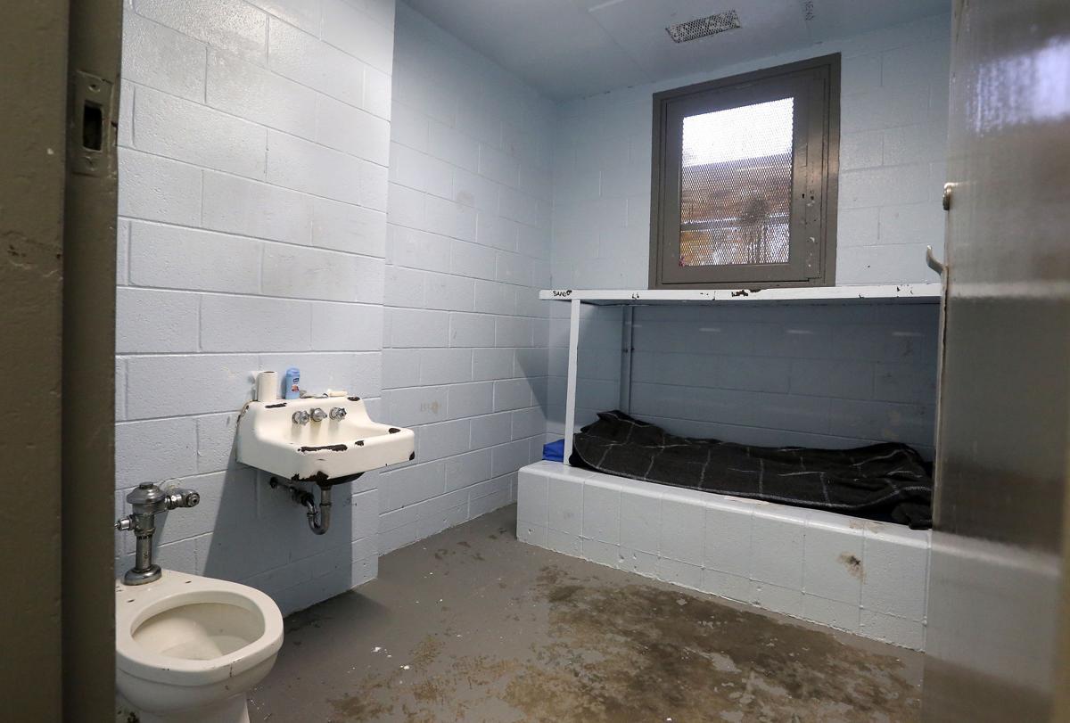 Charleston County Detention Center Juvenile Annex