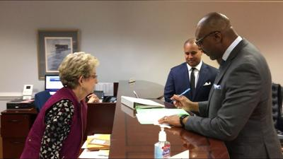 Byron Gipson files for 5th Circuit Solicitor