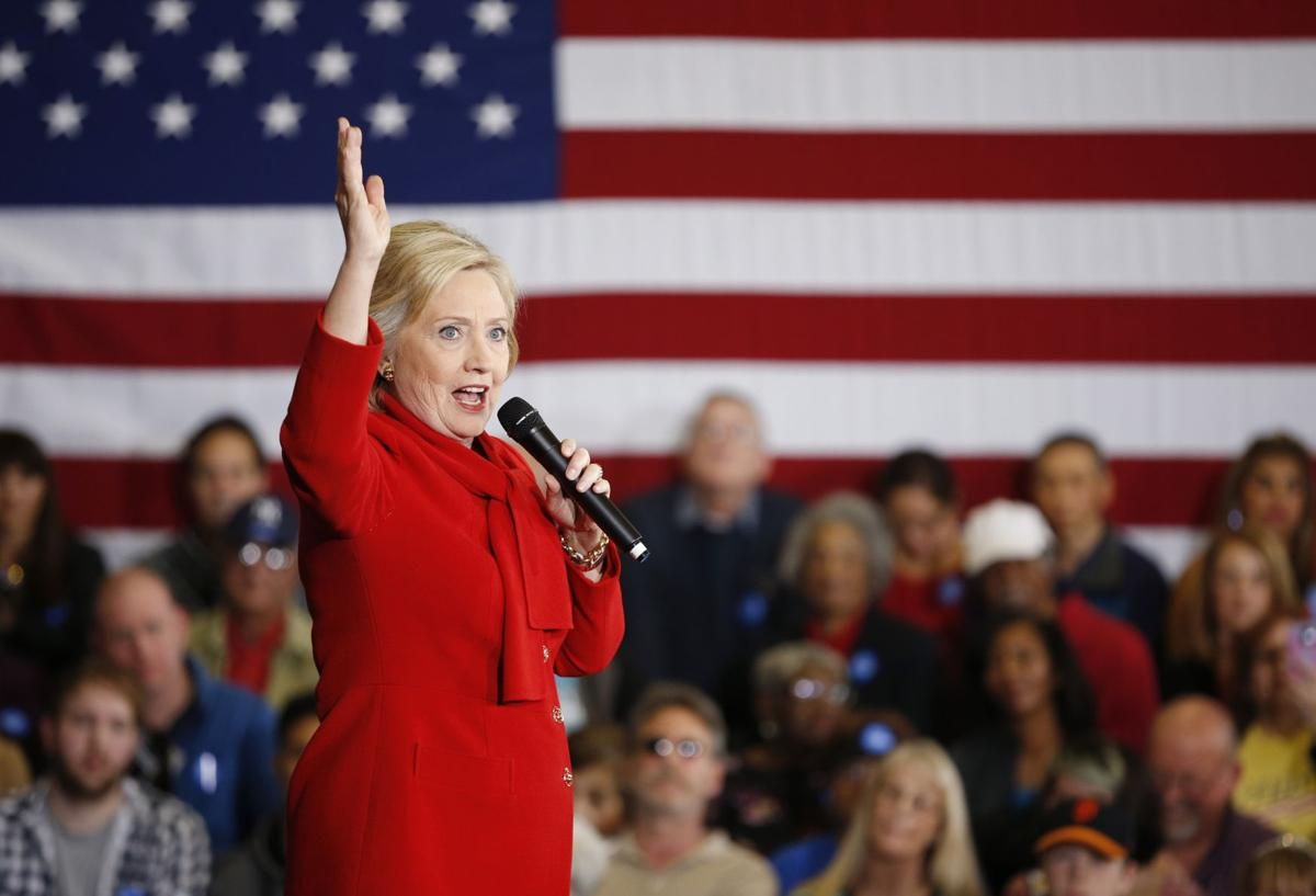 Clinton: Obama likely to pressure GOP with high court pick