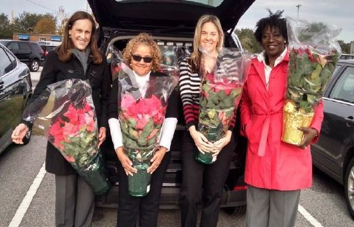 Charleston Police Department to give Christmas flowers to homicide families