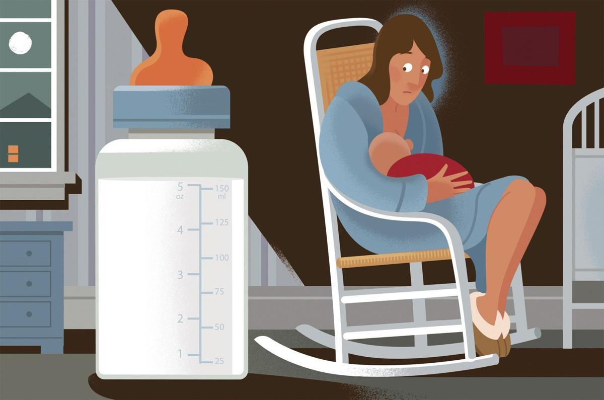 New guidelines address breast-feeding needs