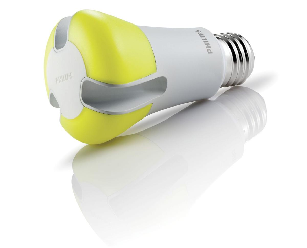 Helping save the planet, one efficient light bulb at a time