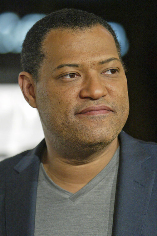 Laurence Fishburne to play Perry White in 'Man of Steel'