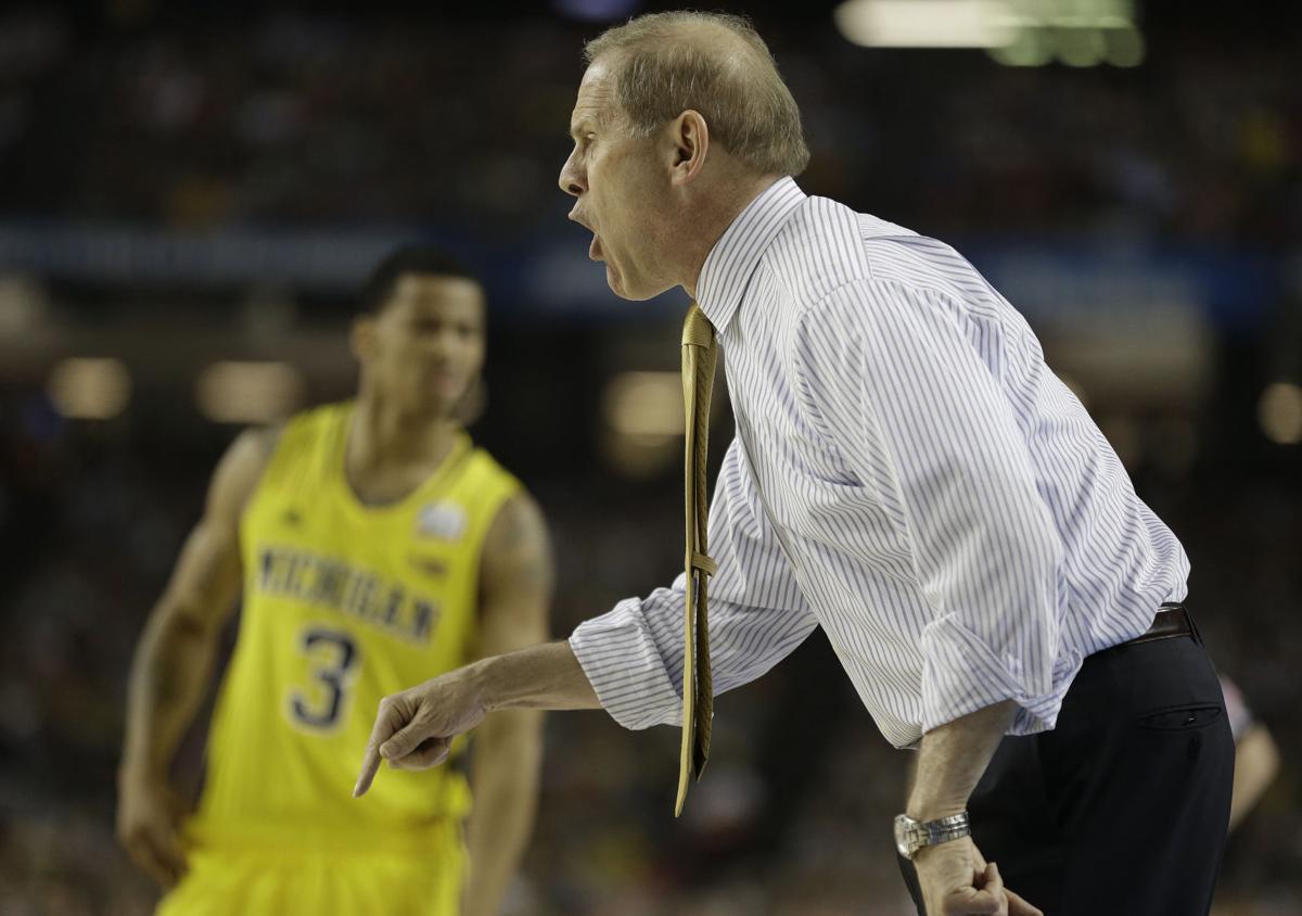 Gamecocks add Michigan to men's basketball non-conference slate