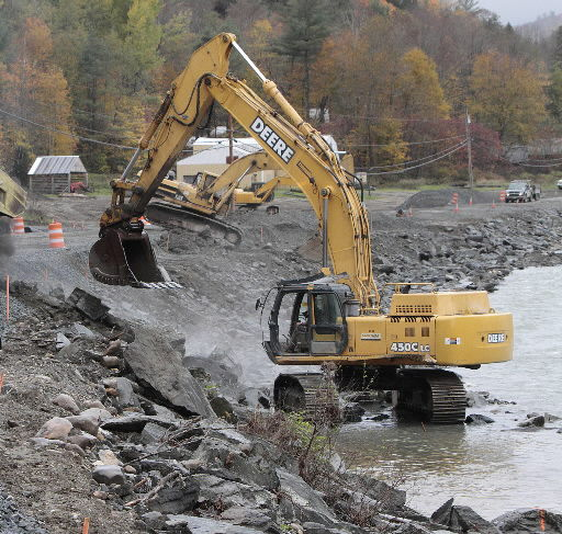 Vermont set to reopen last highway destroyed by Irene
