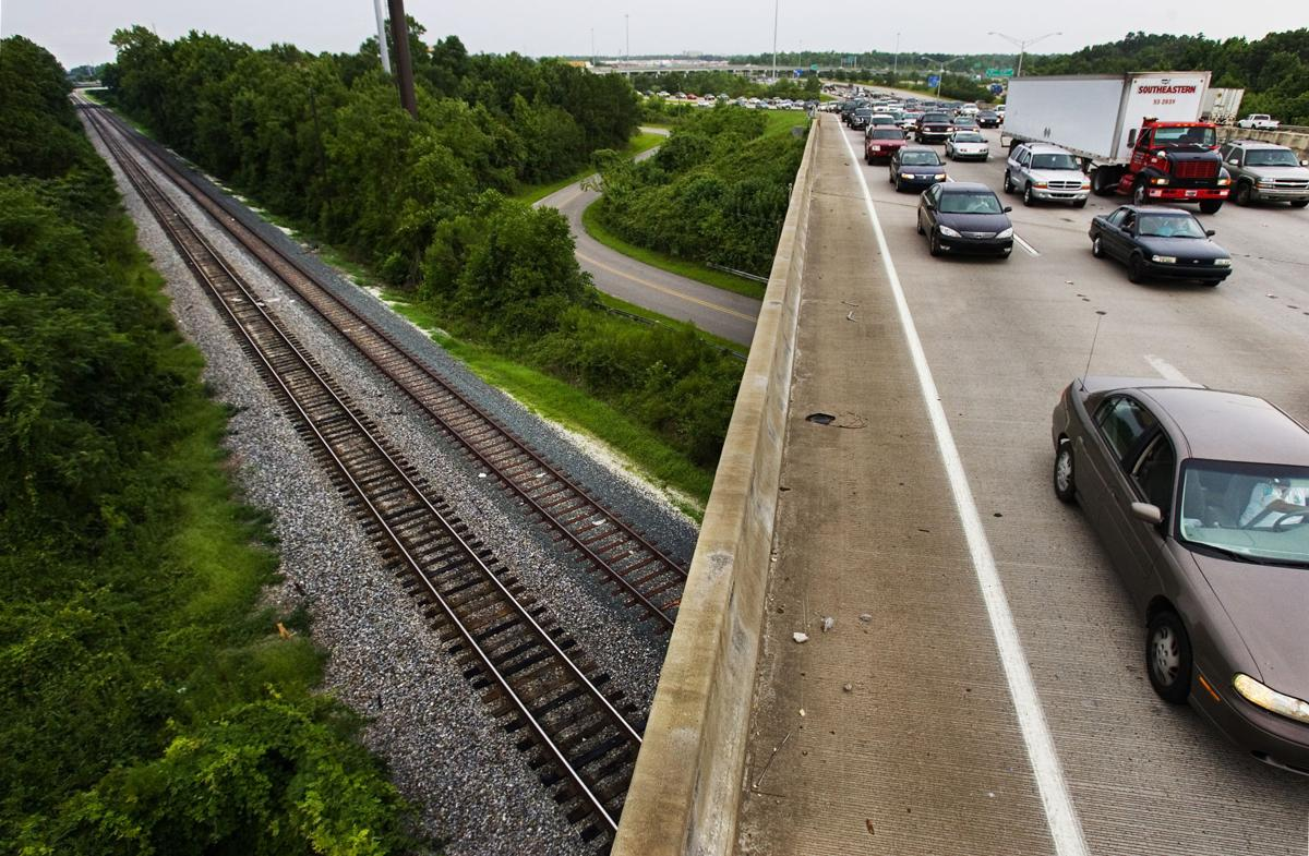 Growing population putting more pressure on South Carolina's roads
