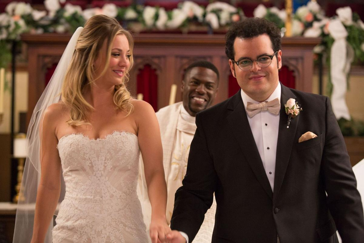 Been there, done that in the 'Wedding Ringer'