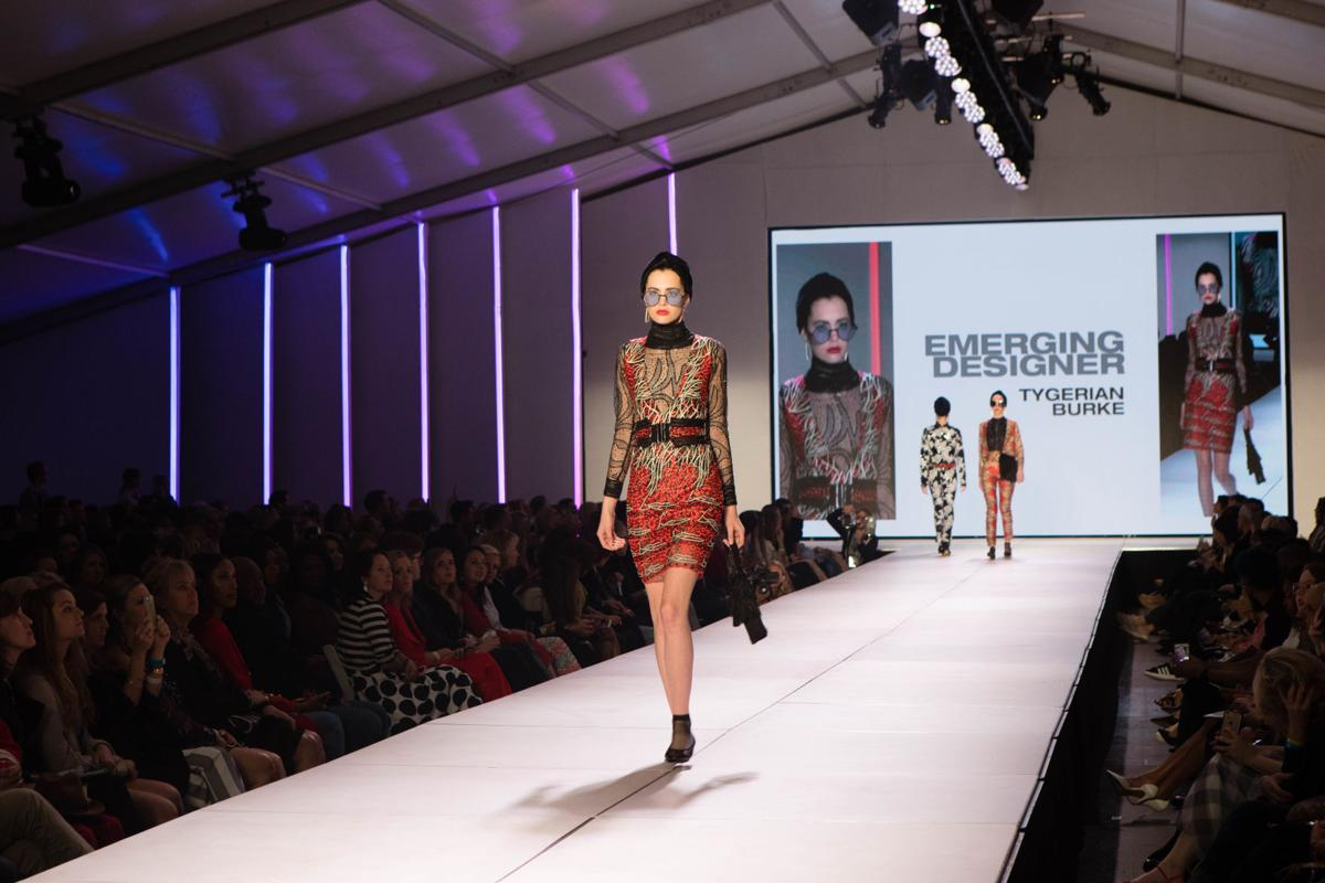 Tygerian Burke Wins Charleston Fashion Week Emerging Designers Competition Charleston Scene Postandcourier Com