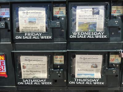 impact of technology on newspapers