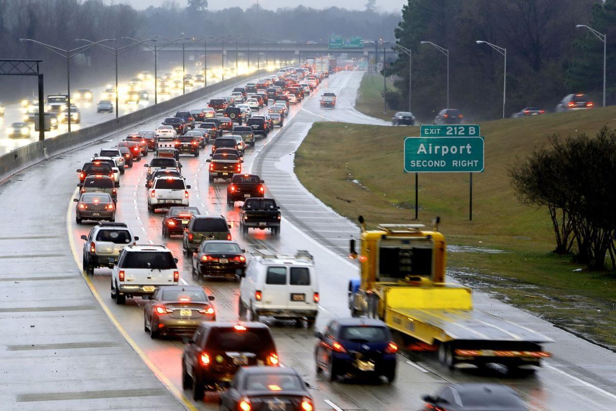 Palmetto Sunrise: More cash for roads