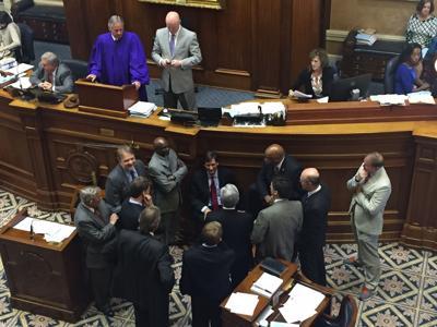 Senators OK ethics plan with income disclosure