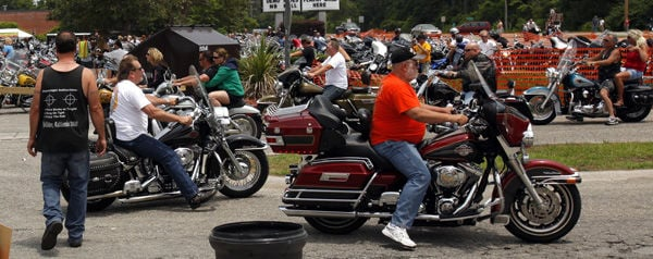 Myrtle Beach bike rally revs up again: Vendors, bikers notice boost over last year, but not huge crowds of years past