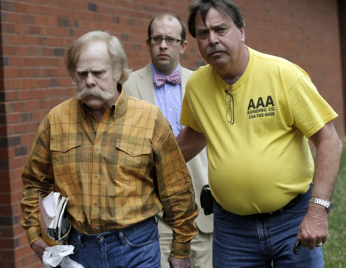 Alabama fan freed in Auburn tree poisoning case