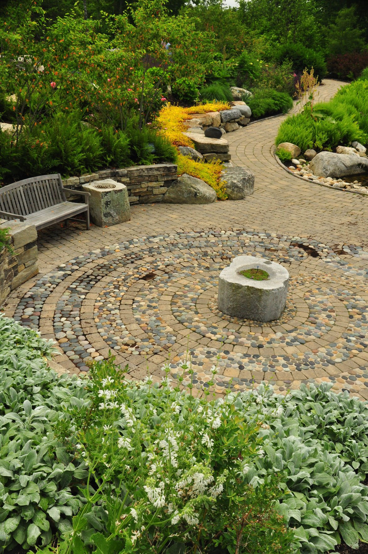Creating a haven for the senses Sensory gardens offer a place to ...