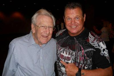 Lance Russell, legendary 'voice of Memphis wrestling,' finding his way back home