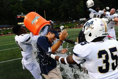 'A great win for us, a huge win' Charleston Southern knocks off Appalachian State