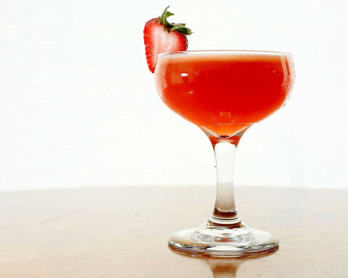 Stirring up cocktail recipes