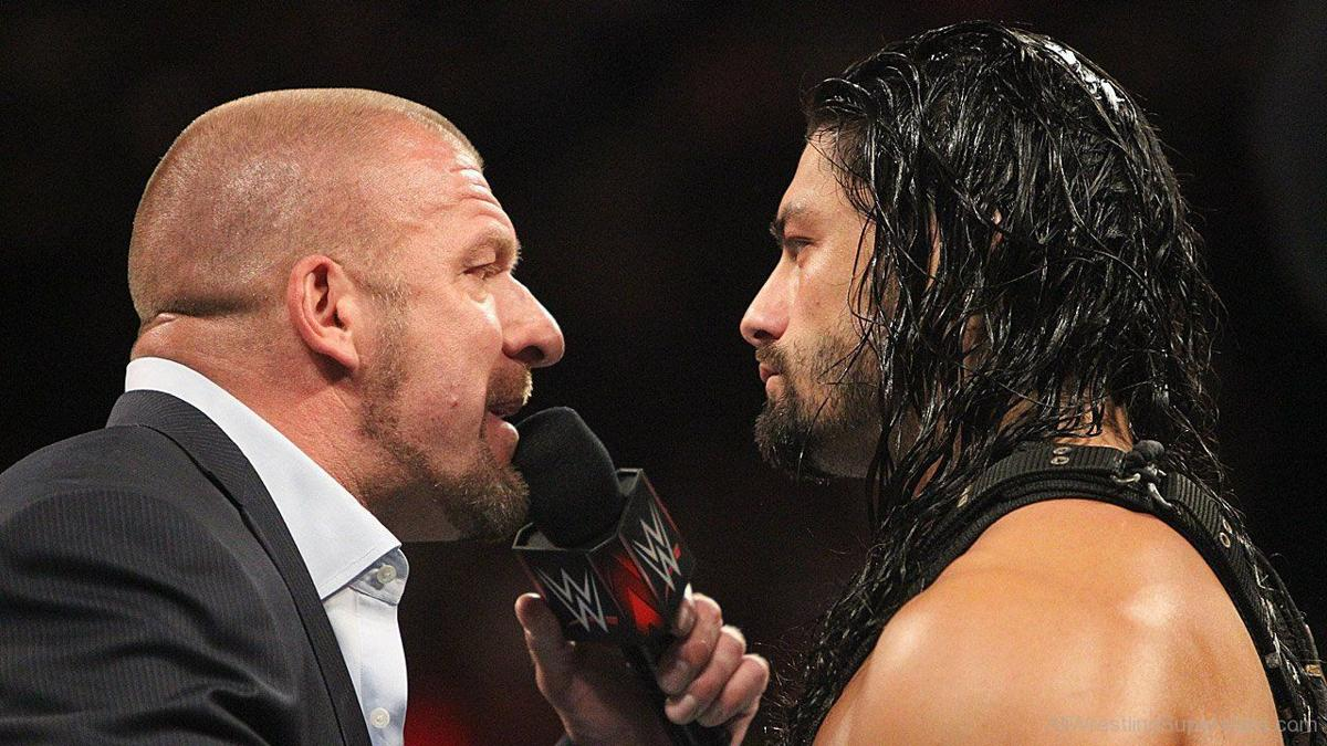 Will torch be passed to Roman Reigns at Wrestlemania 32?